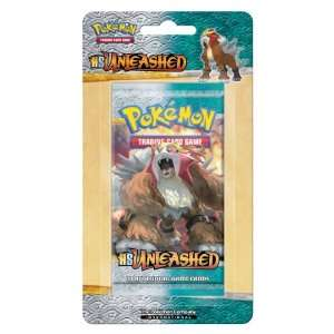 Pokemon Trading Card Game HeartGold SoulSilver Unleashed