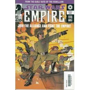 Star Wars Empire #10  The Short Happy Life of Roons Sewell