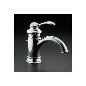 Fairfax Single Control Lavatory Faucet with Plastic Drain   K 12182 D