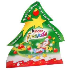 Kinder Friends Advent Calendar, 135g  Grocery & Gourmet