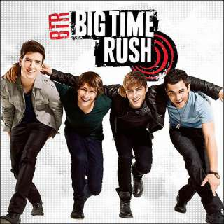 Big Time Rush Album, B. T. R Album, Self Titled Debut Album, Big Time
