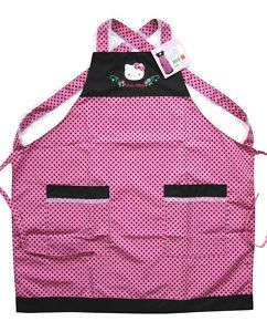 BrandNew SANRIO HELLO KITTY cooking kitchen craft APRON