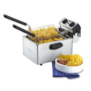 Waring WDF75B Countertop Deep Fryer