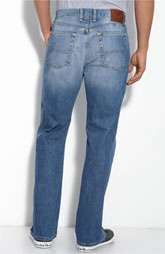 Lucky Brand Straight Leg Jeans (Ol Summer Camp)(Big & Tall) $99.00