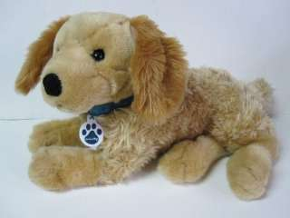 Nintendogs Plush Stuffed Toy Nintendo Golden Retriever