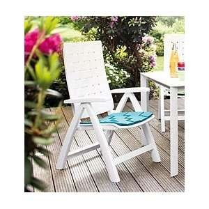 Weather Resistant Calessa Multi Position Patio Chair