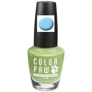 Color Paw Fast Drying Pet Dog Nail Polish Baby Blue