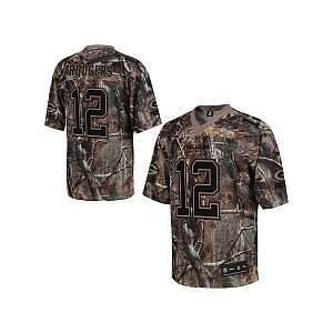 Green Bay Packers Aaron Rodgers Realtree Replica Jersey Extra Large